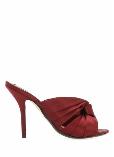 N21 Ayakkabı Bordo